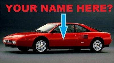 Buy Roger His Ferrari