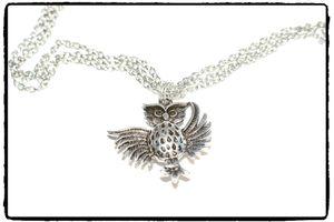 Halsband - Underbara UGGLA
