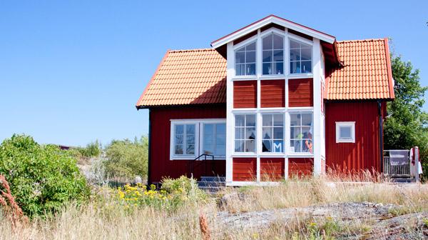 tomt till villa i stockholm