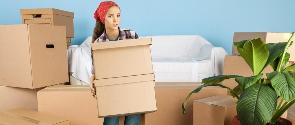 flytta hemifrån lista