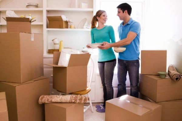 flytta lägenhet