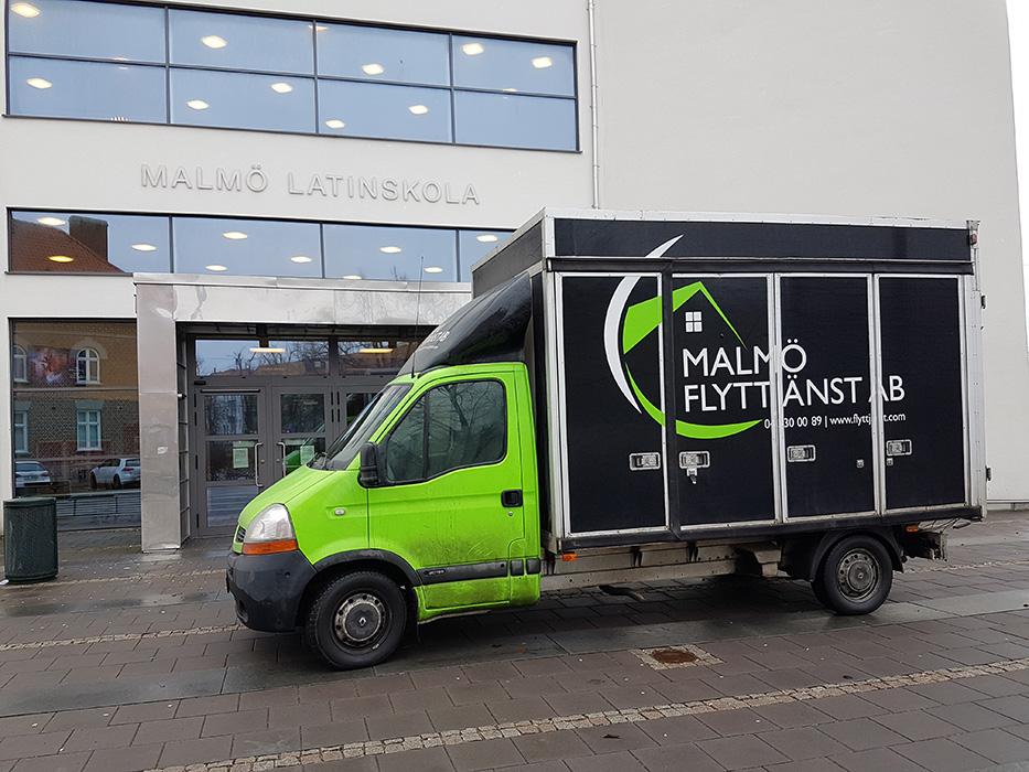 Flyttfirmas tjänster i Eslöv