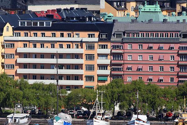 fasad kungsholmen