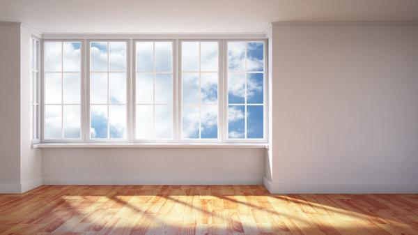 Fönster himmel