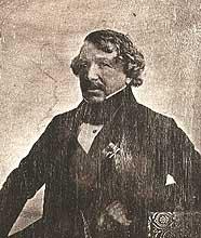 Bild av en Daguerreotypie