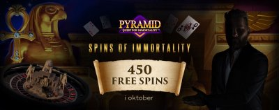 immortal free spins waiting at shadowbet casino