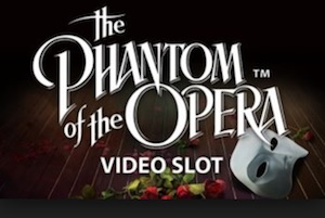 Phantom of the Opera video slot free spins