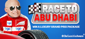 Abu Dhabi Casino Race