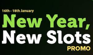 New Year New Slots