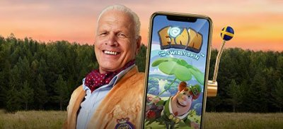 join the finn and the swirly spin promotion at leovegas