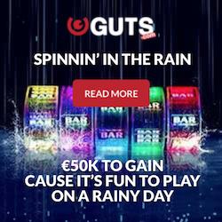 Guts Casino campaign