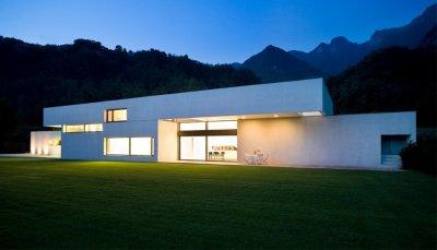 Bygga hus helt i betong