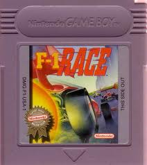F-1 race (L) - Gameboy (käytetty)