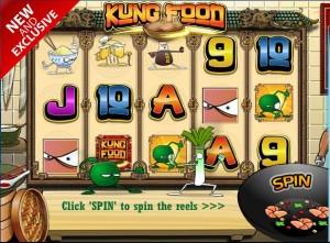 Slots kung food