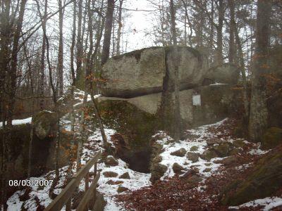 Grottmannens bostad