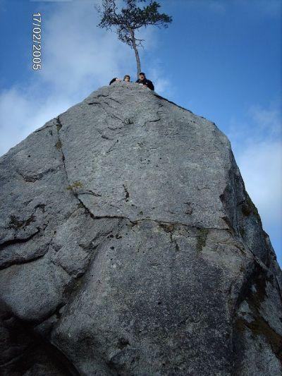 Bergsgetterna rogge88 och Vigge