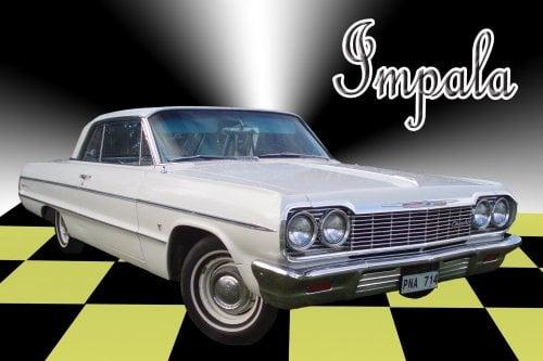 Chevrolet Impala 64