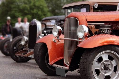 Hotrod Ford 1931