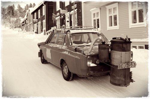 Volvo 144 Gengas