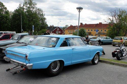 Chevrolet Nova 62