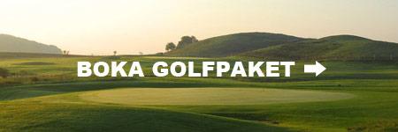 Boka golfpaket