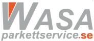 Wasa parkettservice logga