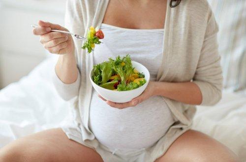 mat att undvika vid graviditet