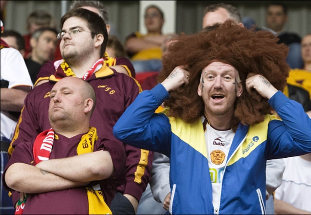 Fans de Motherwell