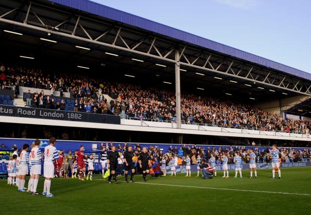 QPR v Derby County