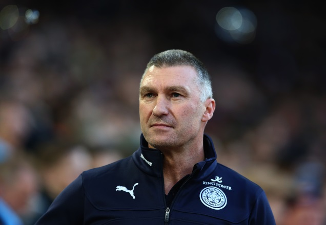 Nigel Pearson Leicester