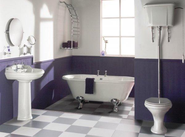 lila badrum