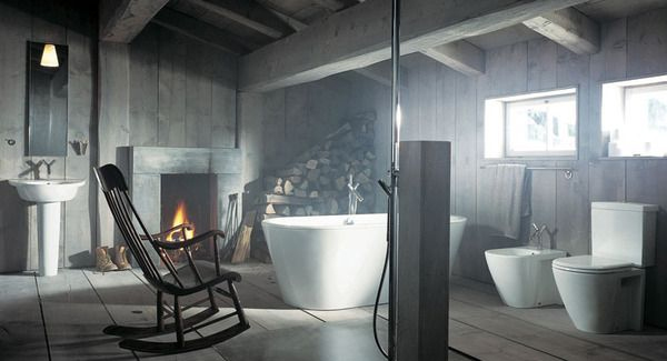 Snygga badrum