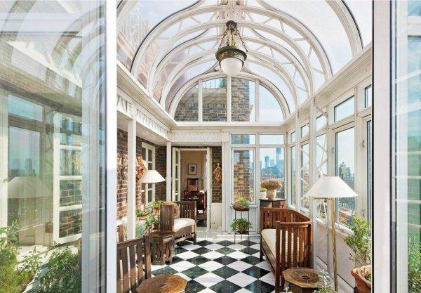 Atrium balkong