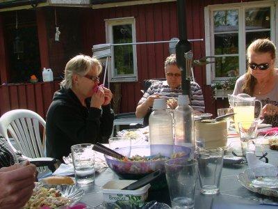 Lena, Bosse och Annette