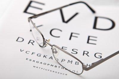glasögon - trötta ögon