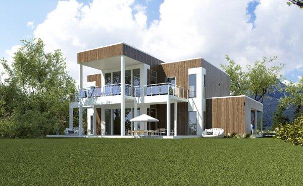 Norska husbyggare 3