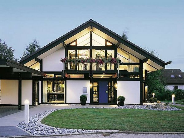 moderna Huf Haus