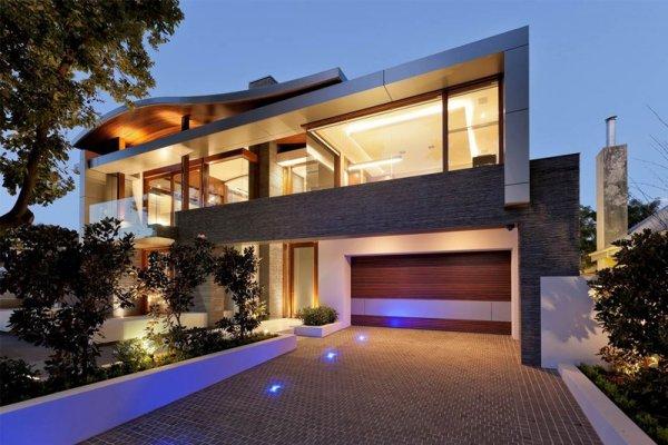 Husprodusenter hus for Best house designs australia 2015
