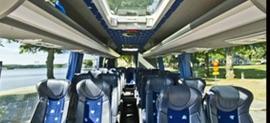 buss interiör