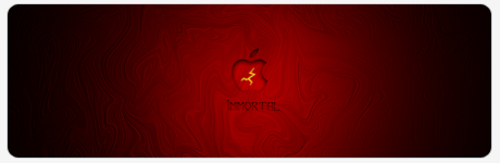 Immortal - by iconblock