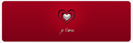 Je T'aime - by iconblock