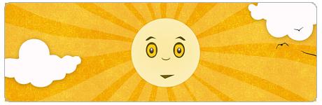 Sunshine -  by iconblock