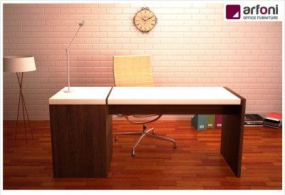 میز کارمندی ، مدل 25