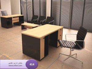 میز کار اداری - مدل 01
