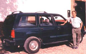 Polanco Van