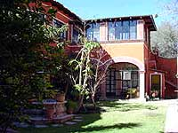 Casa de la O - Bed and Breakfast in San Miguel de Allende, Mexico