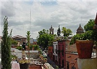 Vacation Rental in San Miguel de Allende - Casa Feliz