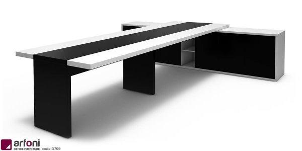 میز کنفرانس و صندلی اداری کنفرانس