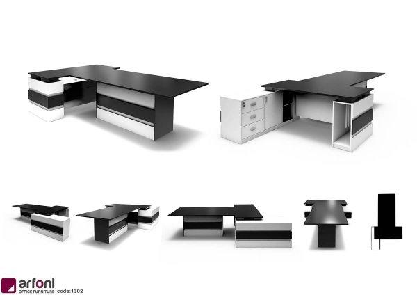 میز و صندلی مدیریت ومیز کنفرانس - فروش با بهترین قیمت تا پایان سال 95
