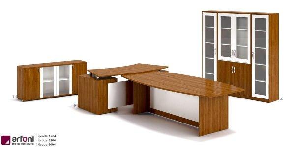 مبلمان اداری : ست میز و صندلی